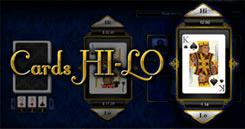Cards Hi-Lo